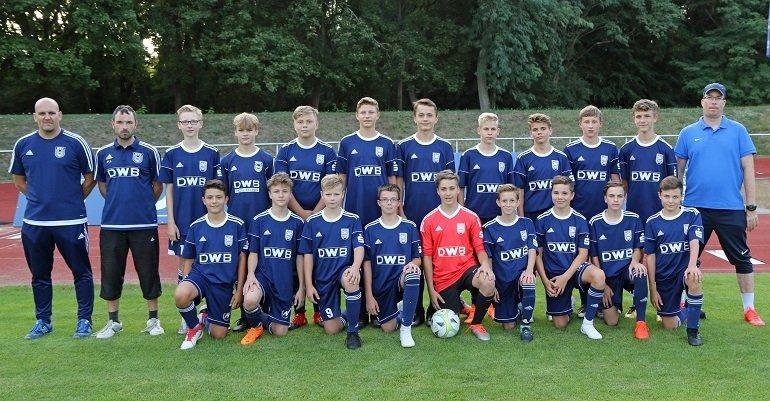 Teams C Jugend Msv Fussball